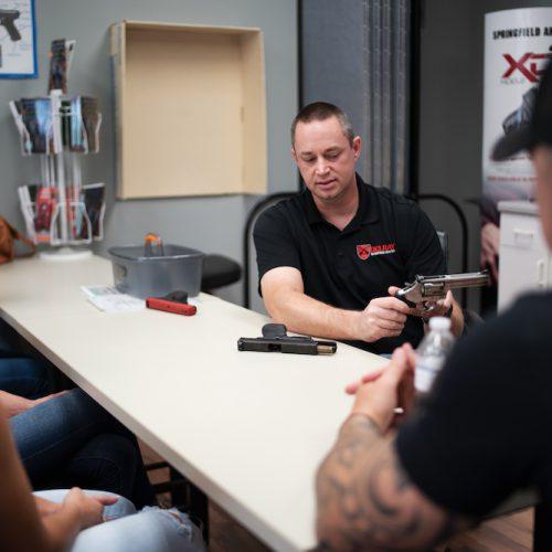 Delray Shooting Center Gunsmith