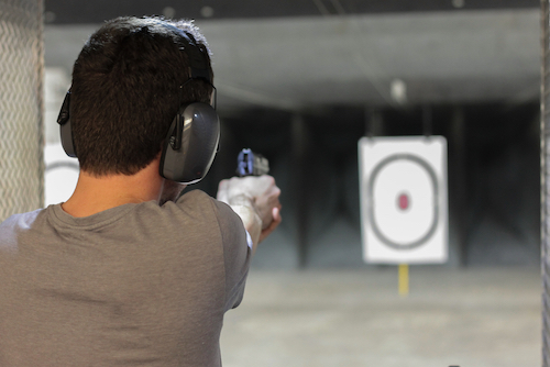 How Shooting Can Relieve Stress