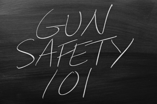 What Is Taught In A Gun Safety Class