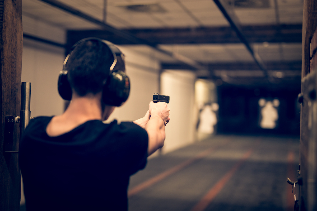 Shooting And Stress Relief
